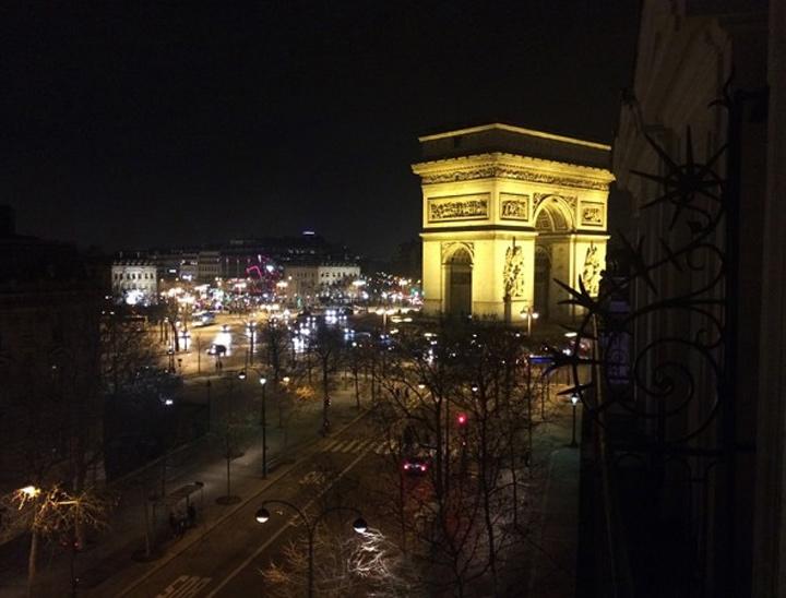 INAstyle - Paris bei Nacht
