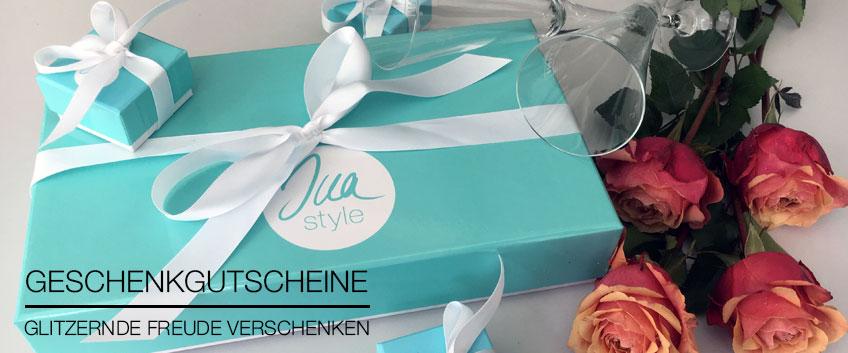 Shop-Kategorie - Geschenkgutscheine