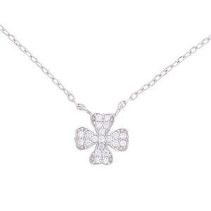 INAstyle Halskette LUANA aus 925er-Silber und Zirkonia