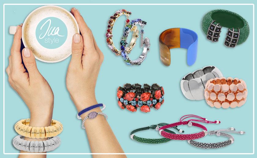 INAstyle I Armschmuck in vielen Formen und Farben!