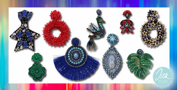 INAstyle I Außergewöhnliche Ohrringe in vielen Formen und Farben!
