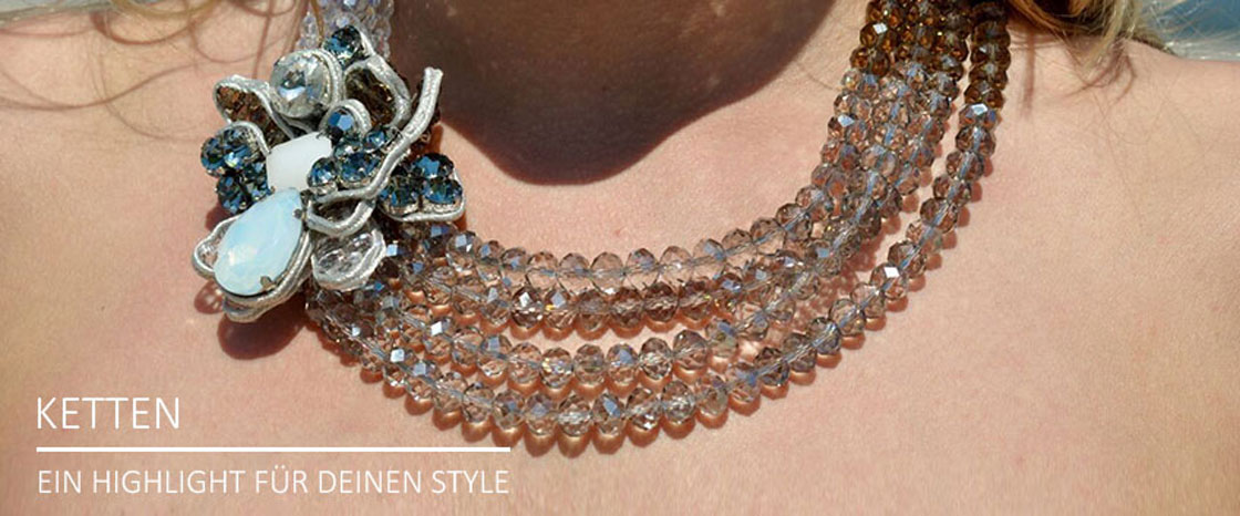 Shop-Kategorie - Halsketten